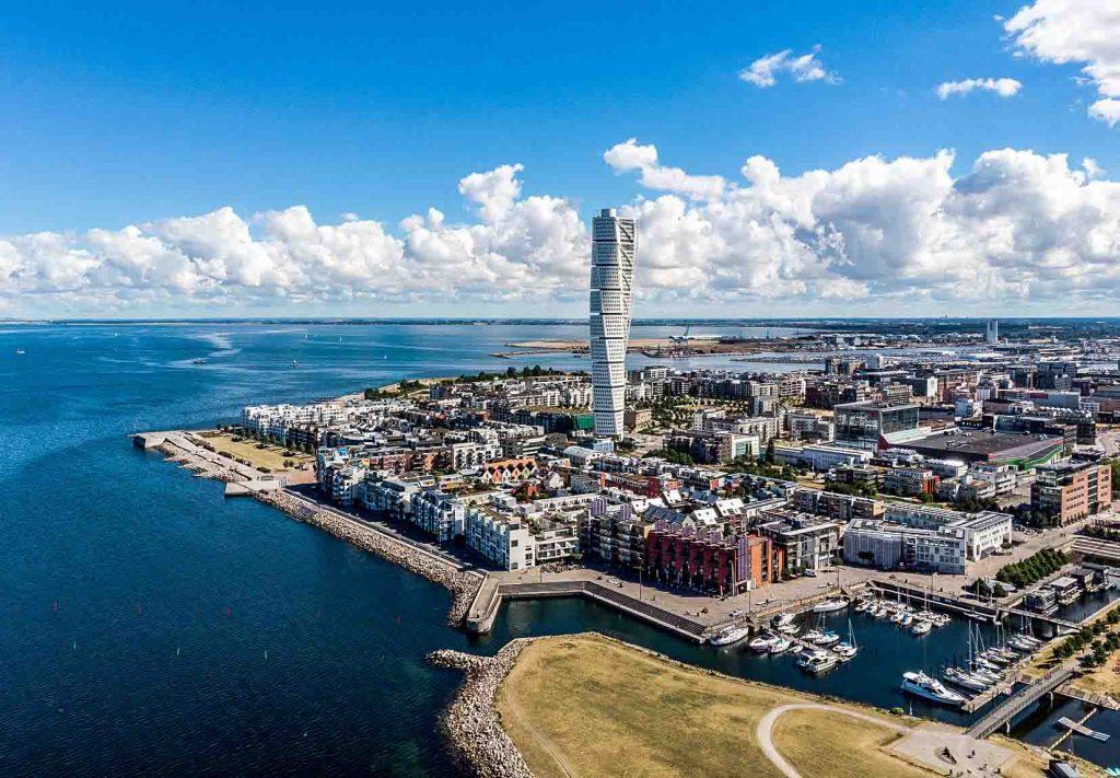 thành phố châu Âu Malmo