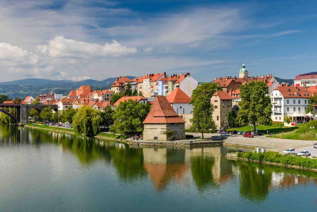 thành phố châu Âu Maribor