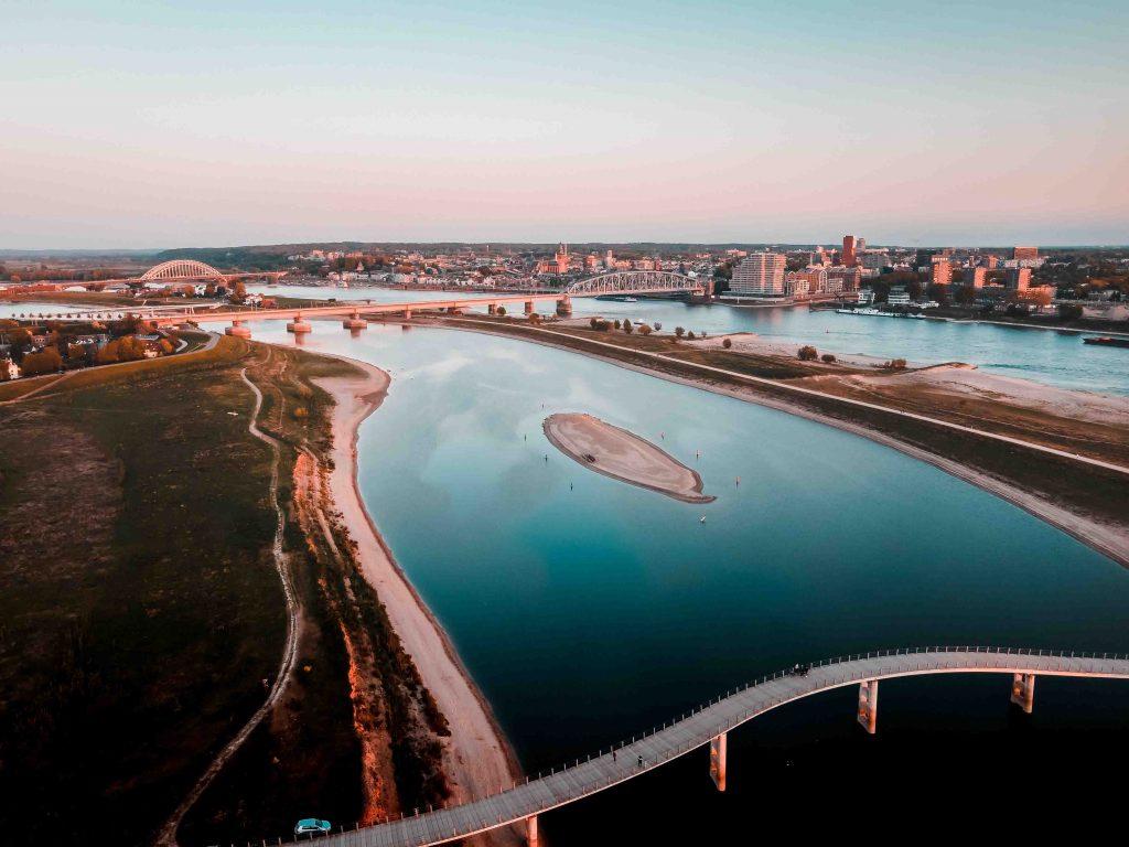 thành phố châu Âu Nijmegen
