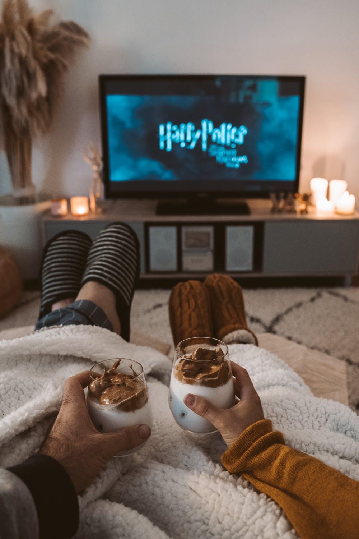 cặp đôi xem Harry Potter cùng nhau và trắc nghiệm nói gì về họ