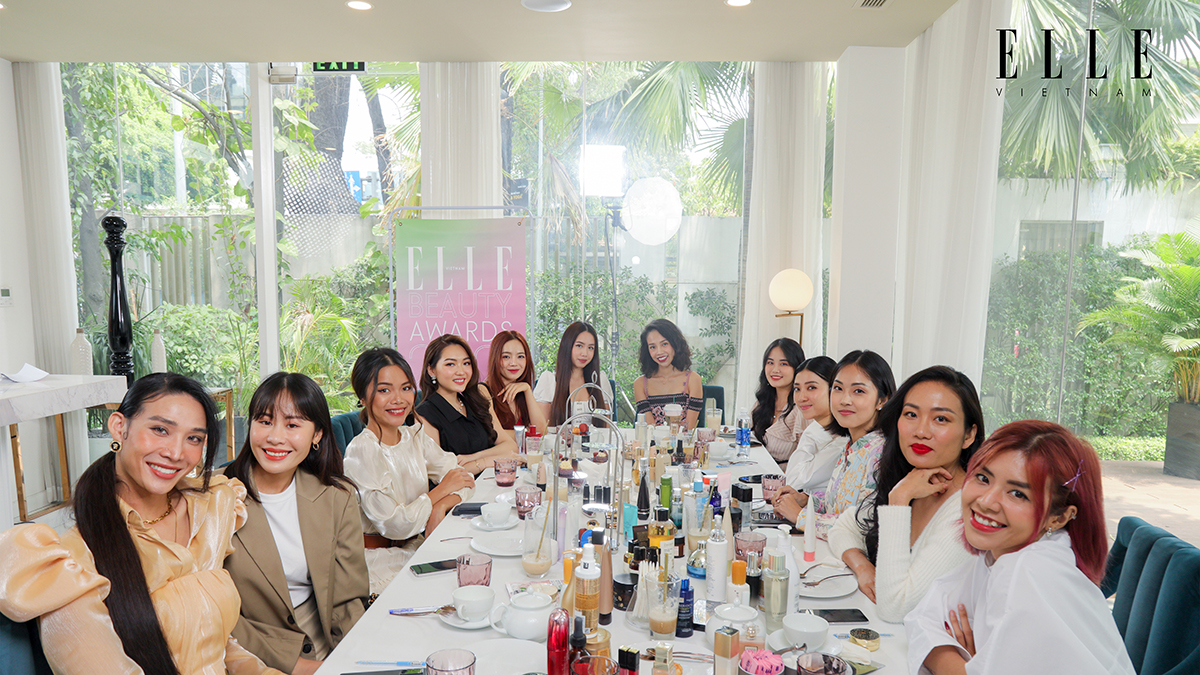 elle beauty awards 2021