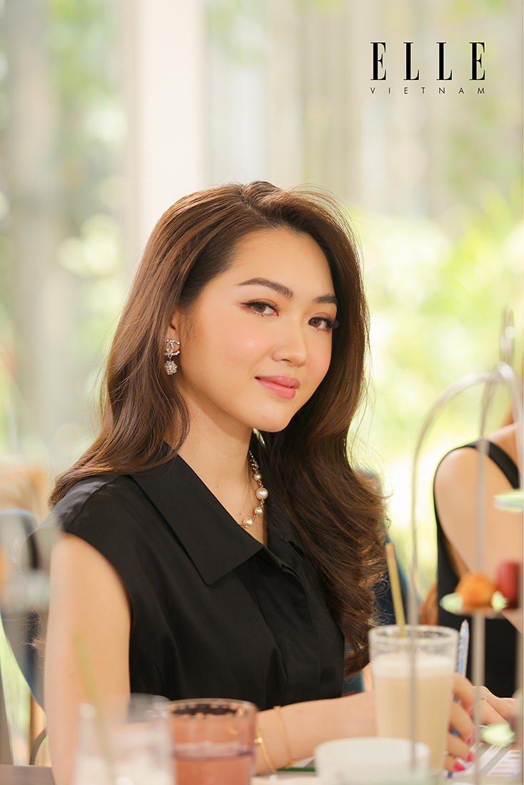 elle beauty awards 2021 chloe nguyễn