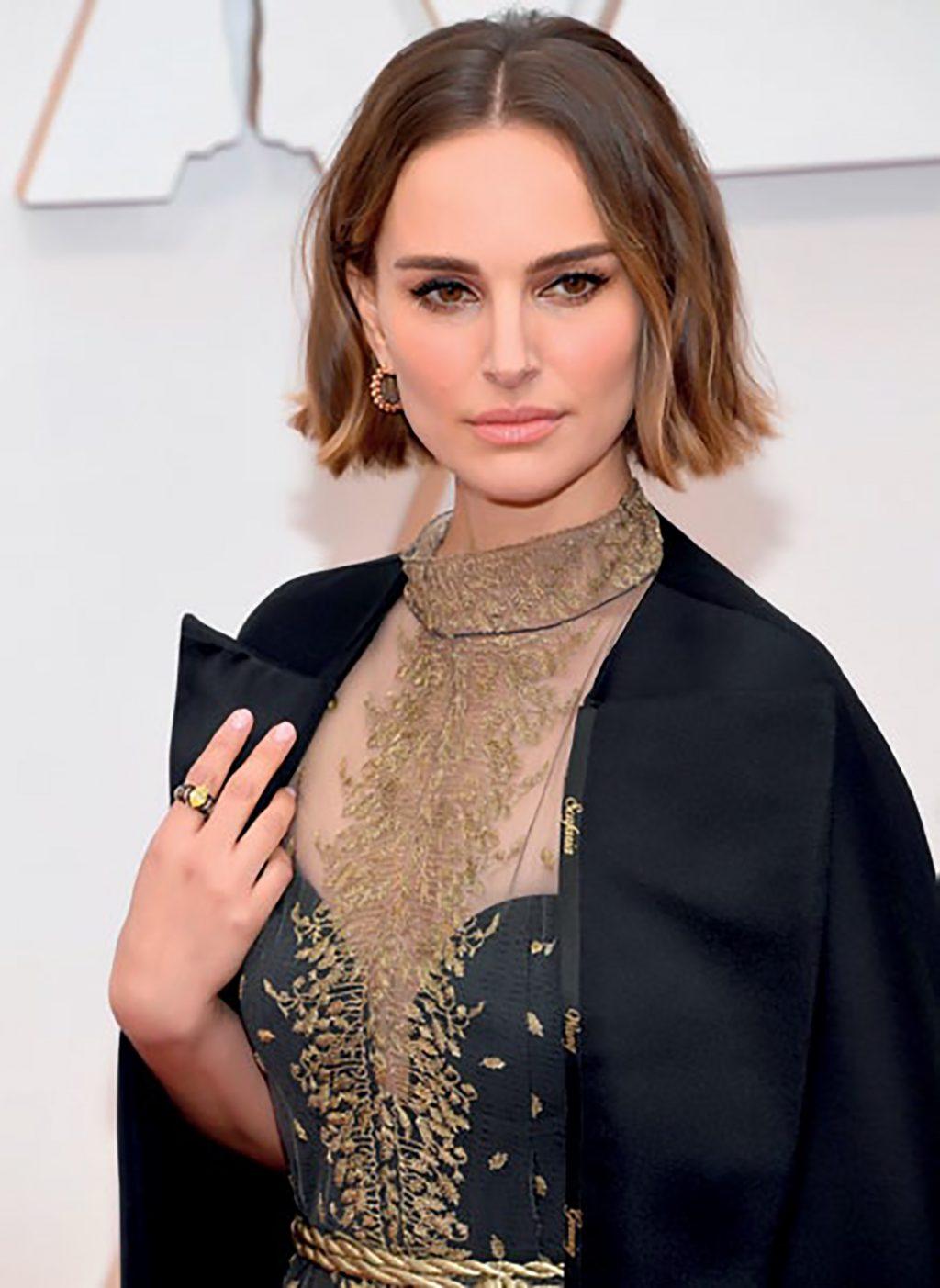 Natalie Portman cách làm đẹp của sao
