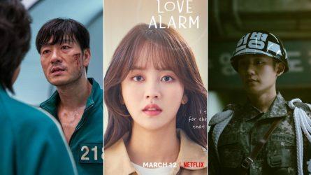 11 Phim Hàn đặc sắc trên Netflix không thể bỏ qua trong năm nay