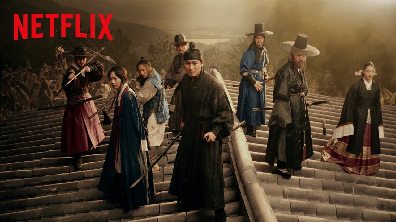 phim hàn Kingdom 2