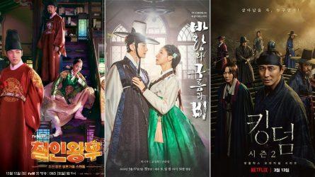 5 bộ phim Hàn Quốc hay nhất về chủ đề lịch sử