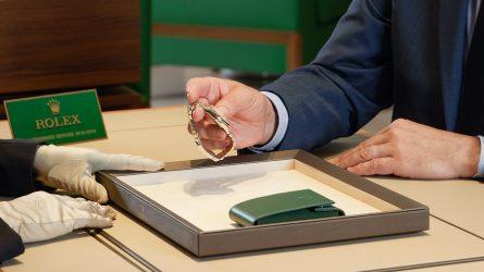 Rolex World Service: Khi bảo dưỡng đồng hồ là một nghệ thuật