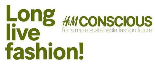 hm conscious logo sustainable fashion