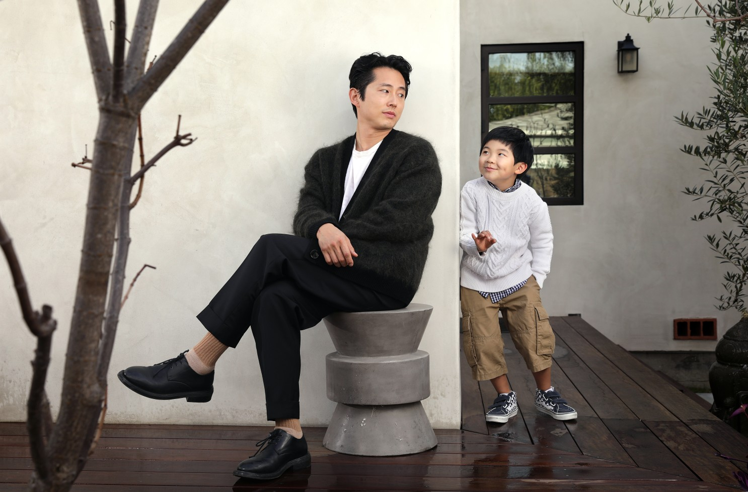 nam diễn viên Steven Yeun của phim Minari được đề cử Oscar