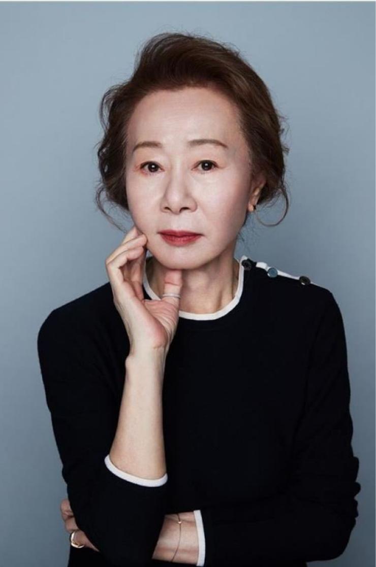 nữ viên viên người Hàn nhận đề cử Oscar khi 73 tuổi