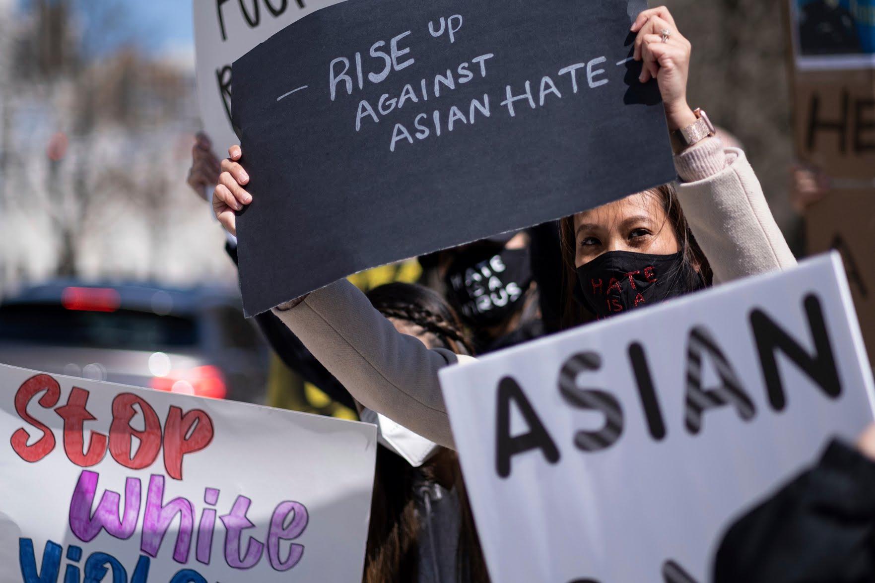Phong trào Stop Asian Hate phản đối phân biệt chủng tộc với người châu Á tại Mỹ