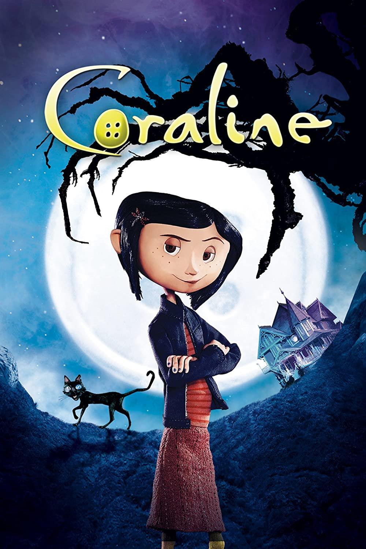 phim hoạt hình đoạt giải oscar Coraline