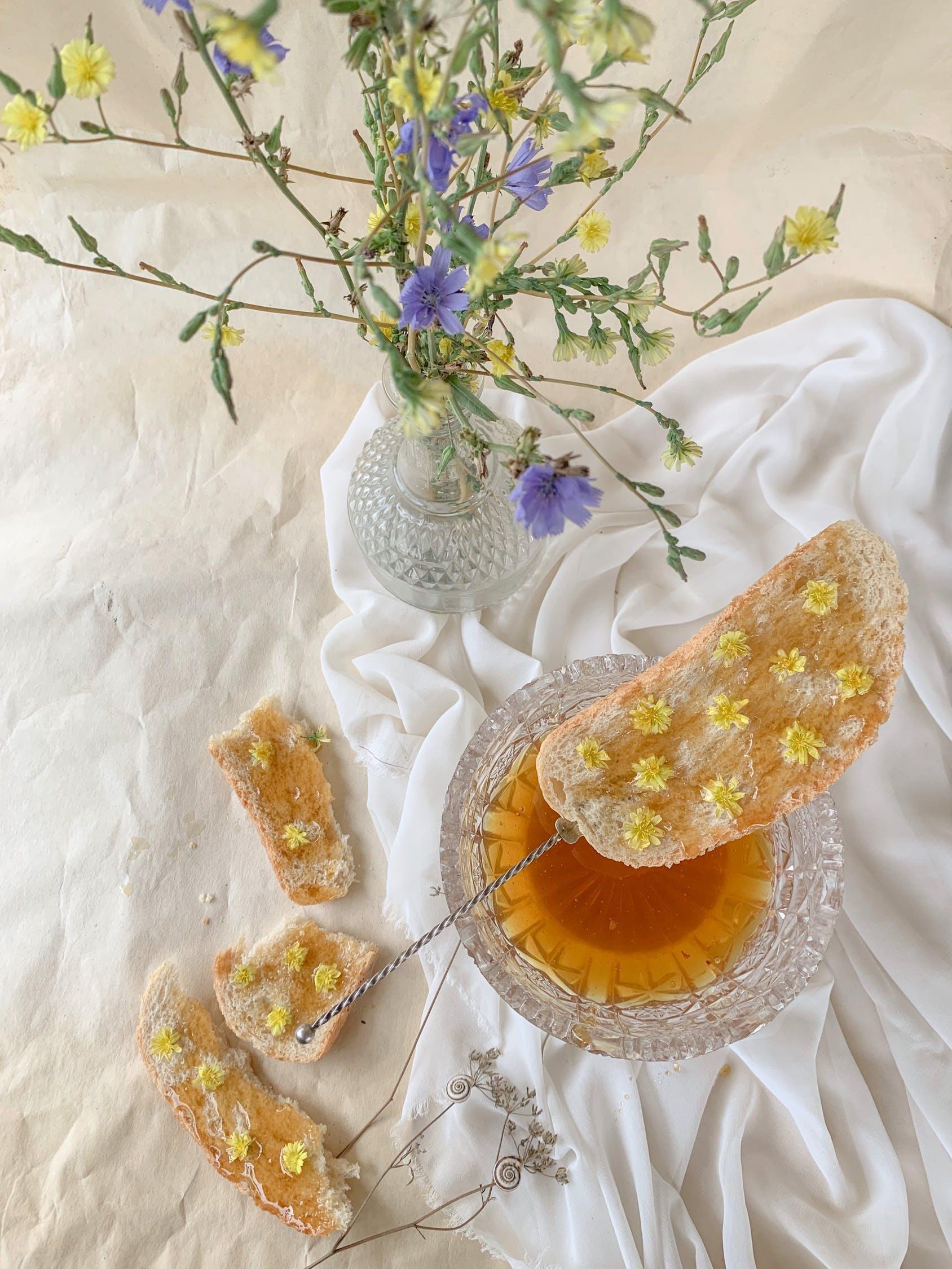 Mật ong giúp tăng lượng đường trong máu