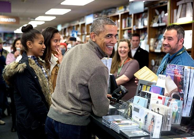 Cựu Tổng Thống Barack Obama lên tiếng ủng hộ châu Á