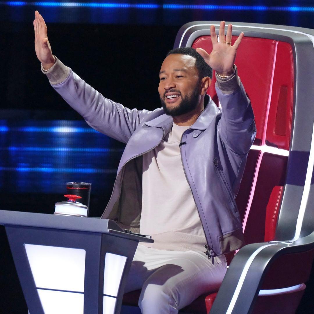 John Legend lên tiếng ủng hộ người châu Á