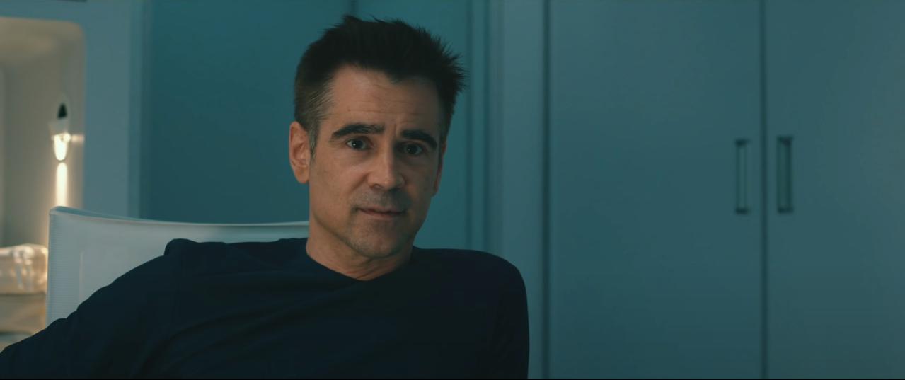 Nam diễn viên Collin Farrell tái xuấn với phim mới bản năng hoang dại