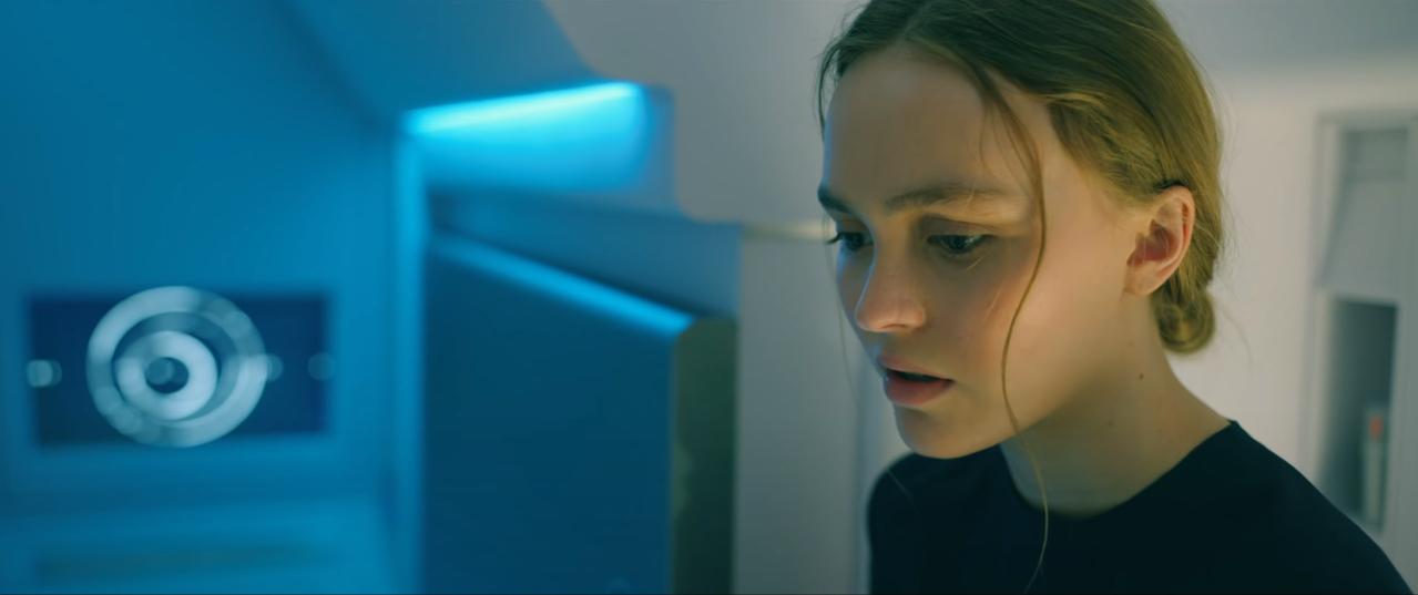 Lily Rose Depp hóa thân gen z trong phim mới