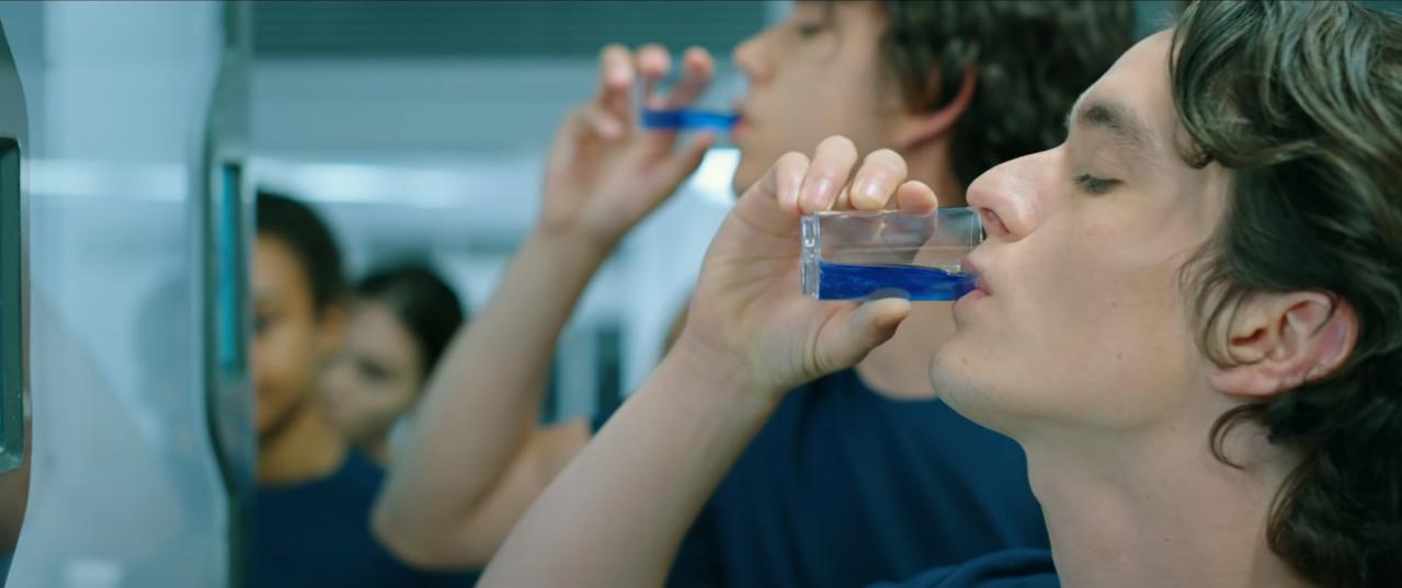 loại thuốc lạ trong phim mới khoa học viễn tưởng bản năng hoang dại