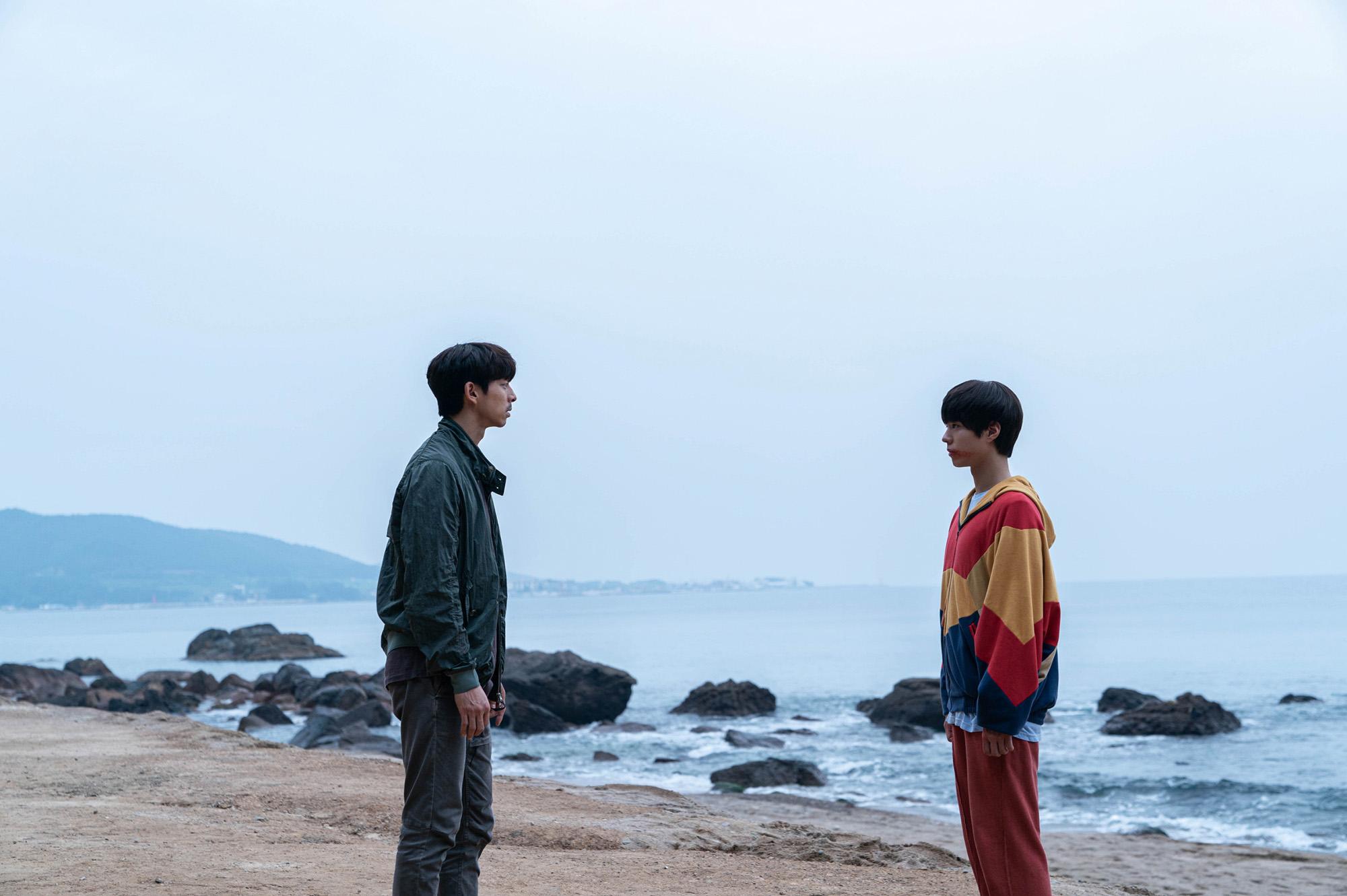 Phim Hàn hành động Seobok