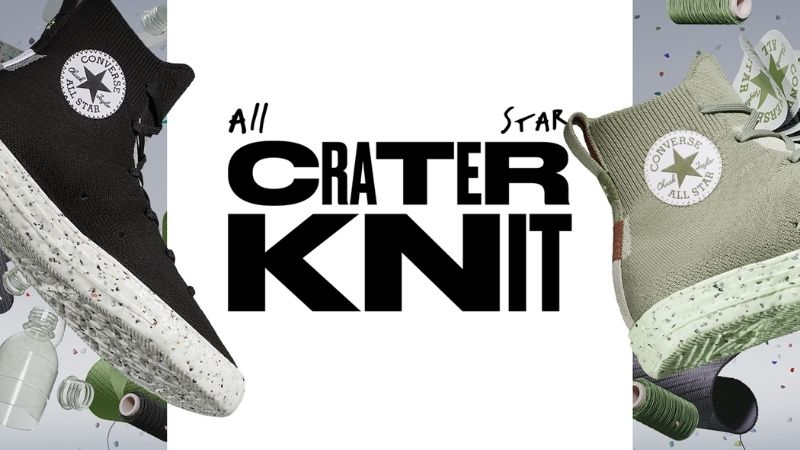 converse renew crater