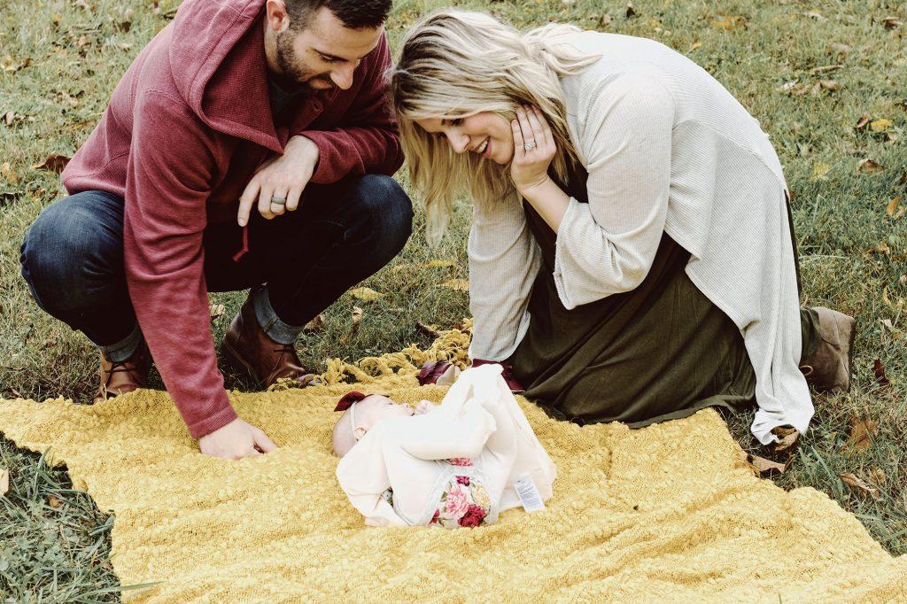 làm mẹ và làm cha