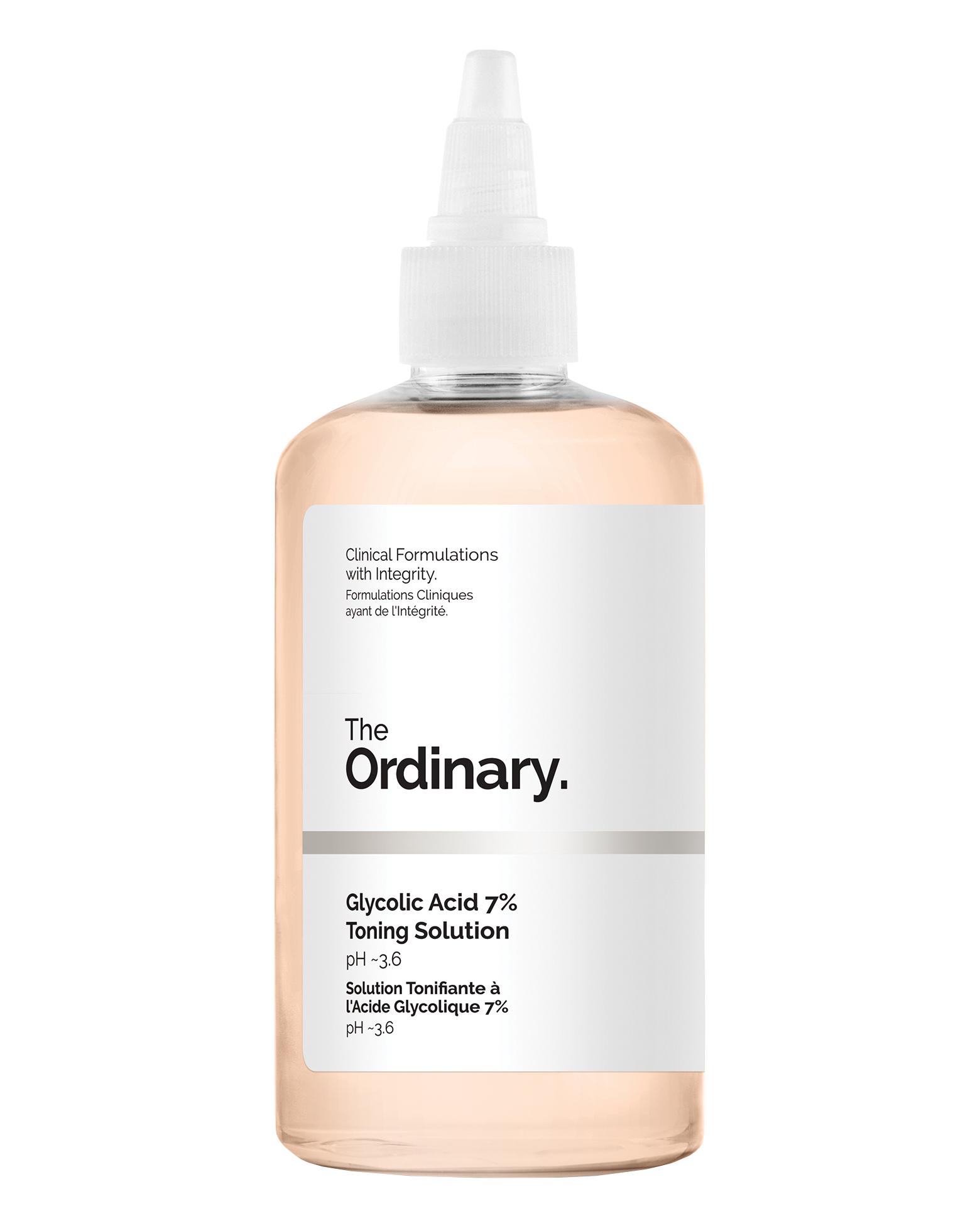 toner the ordinary glycolic acid