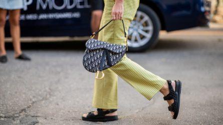 Thắt lưng và sandals - còn hơn cả một phụ kiện thời trang!