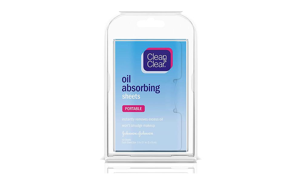 Giấy thấm dầu Clean & Clear