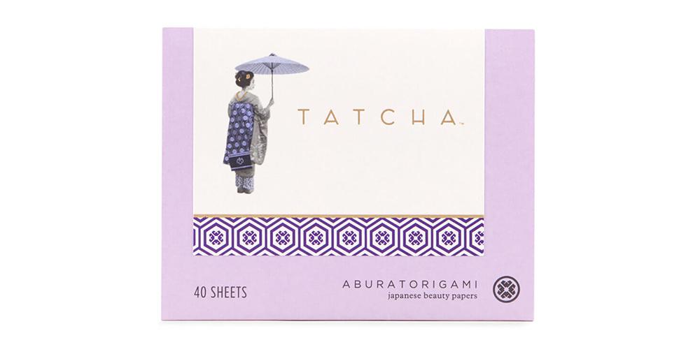 Giấy thấm dầu Tatcha Aburatorigami Japanese