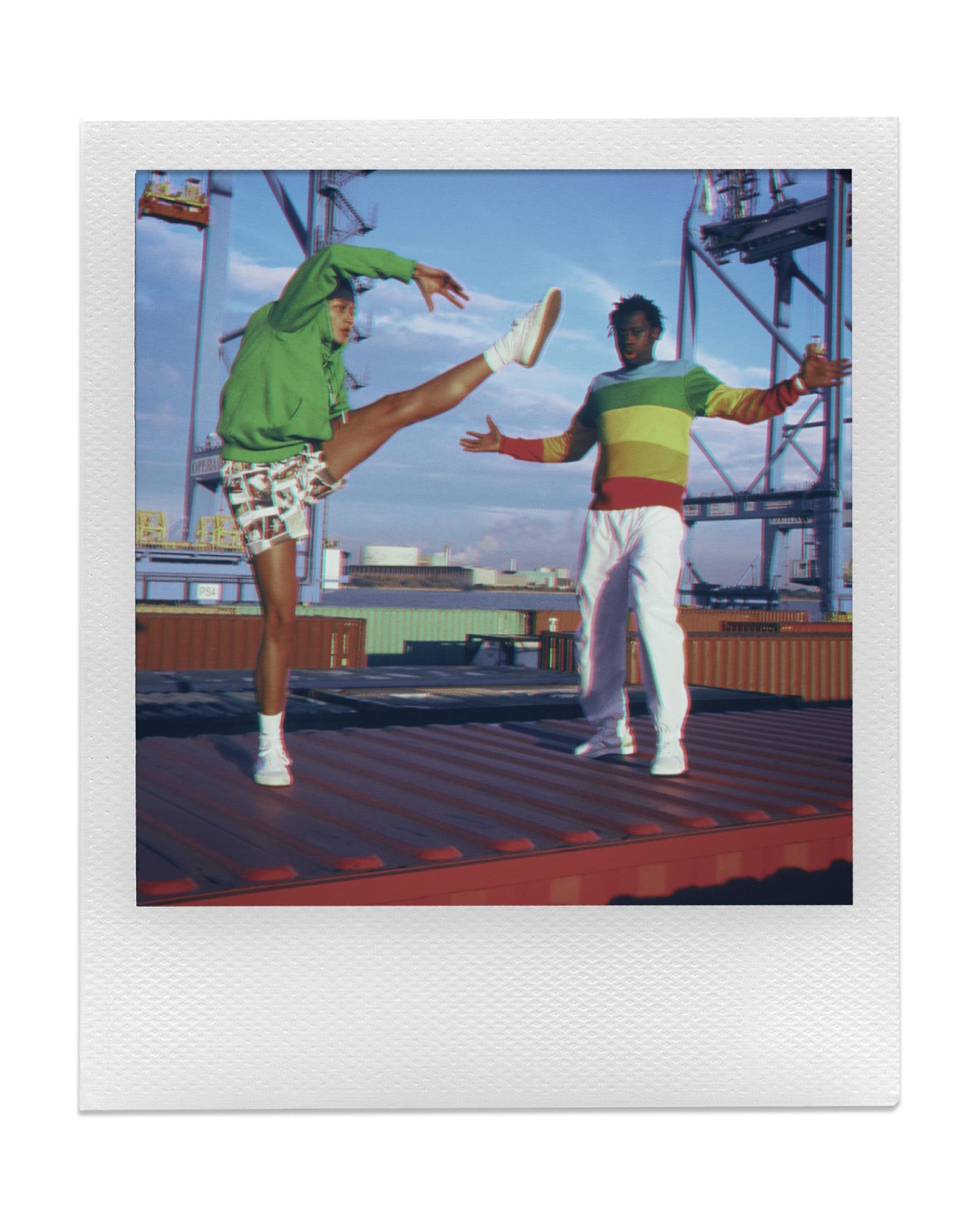 bst lacoste x polaroid nhiều màu sắc