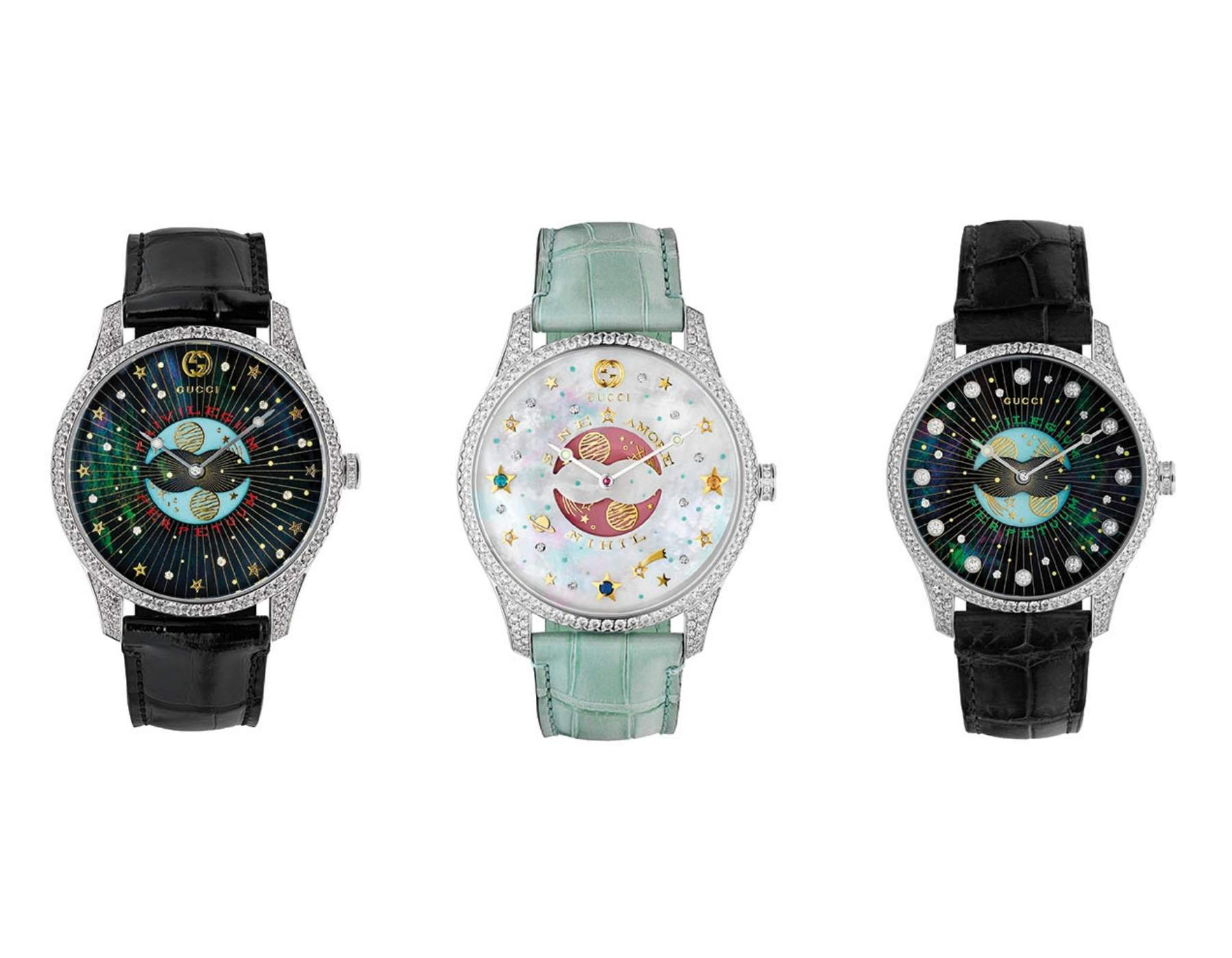 gucci g-timeless moonphase series