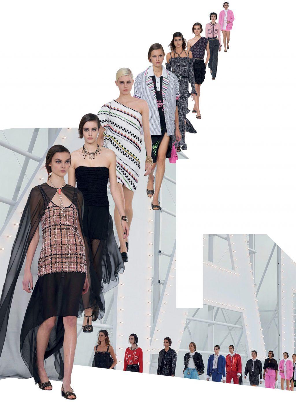 thời trang thiết kế Chanel