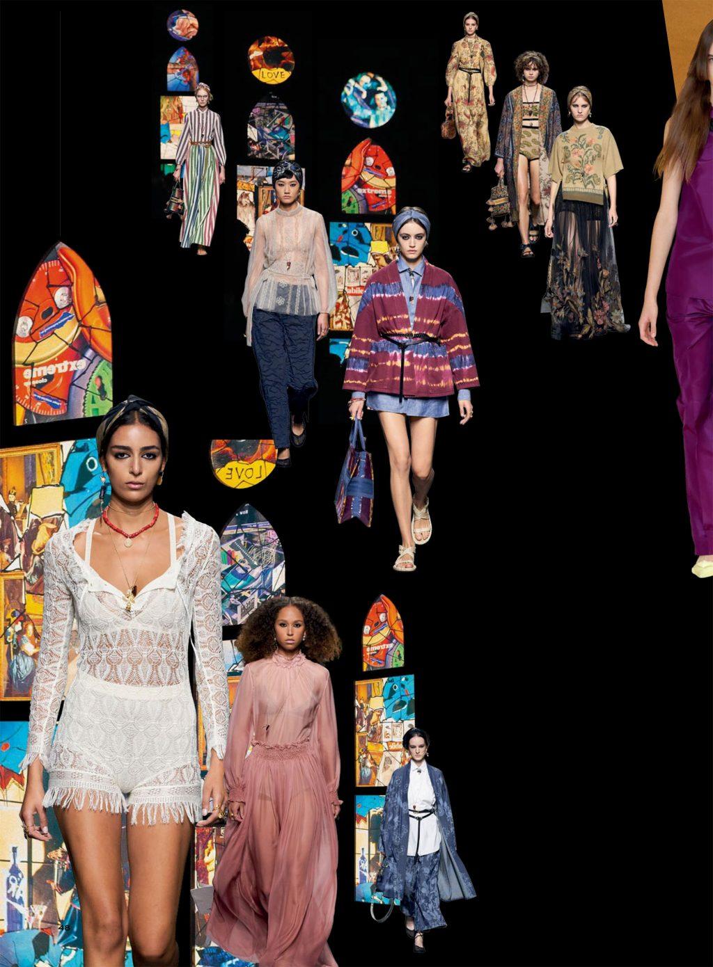 thời trang thiết kế Dior