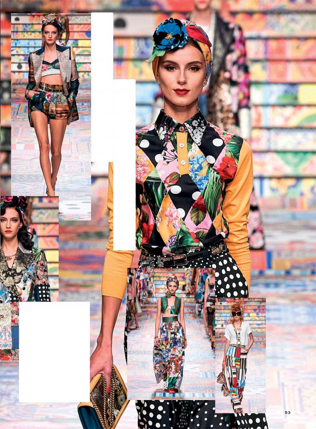 thời trang thiết kế Dolce & Gabbana
