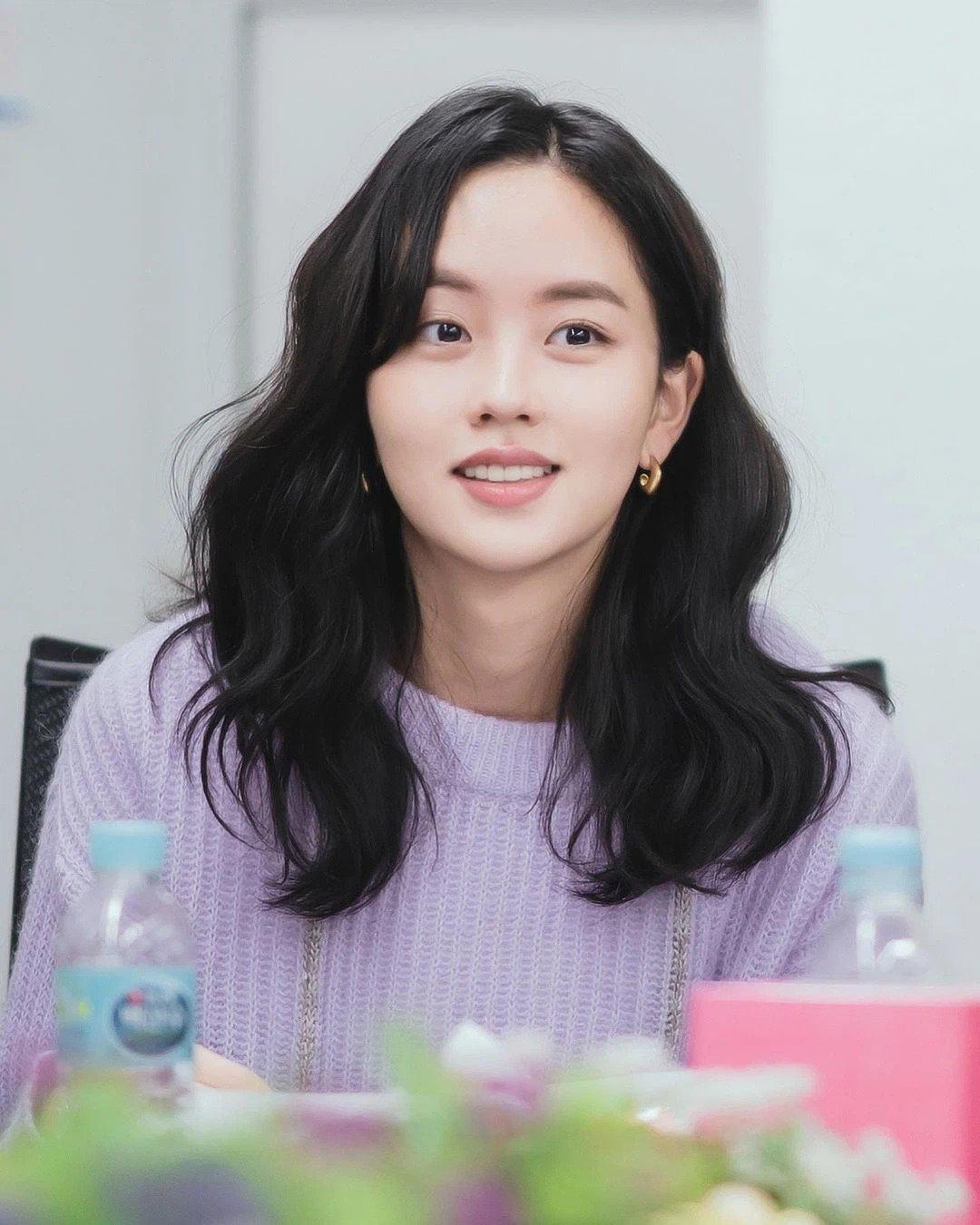 nữ diễn viên Kim So Hyun