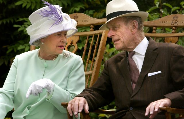 Prince Philip Throughout the Years