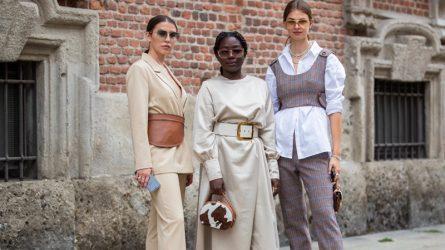 Bạn tìm thấy gì từ các xu hướng thời trang trên sàn diễn Xuân - Hè 2021?