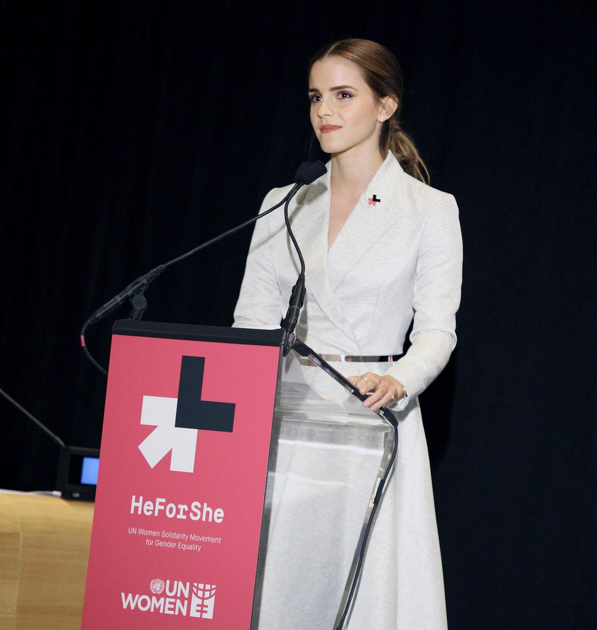 Emma watson đại sứ
