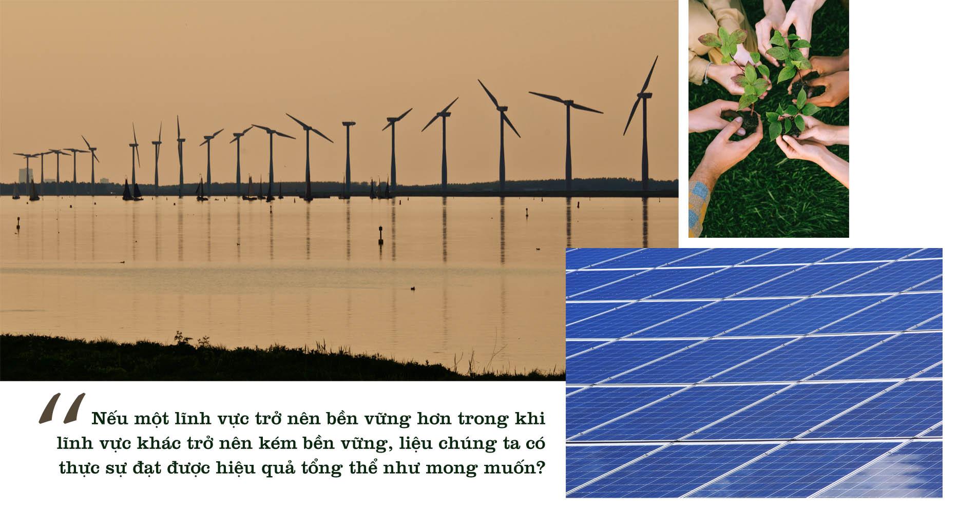 sử dụng năng lượng bền vững