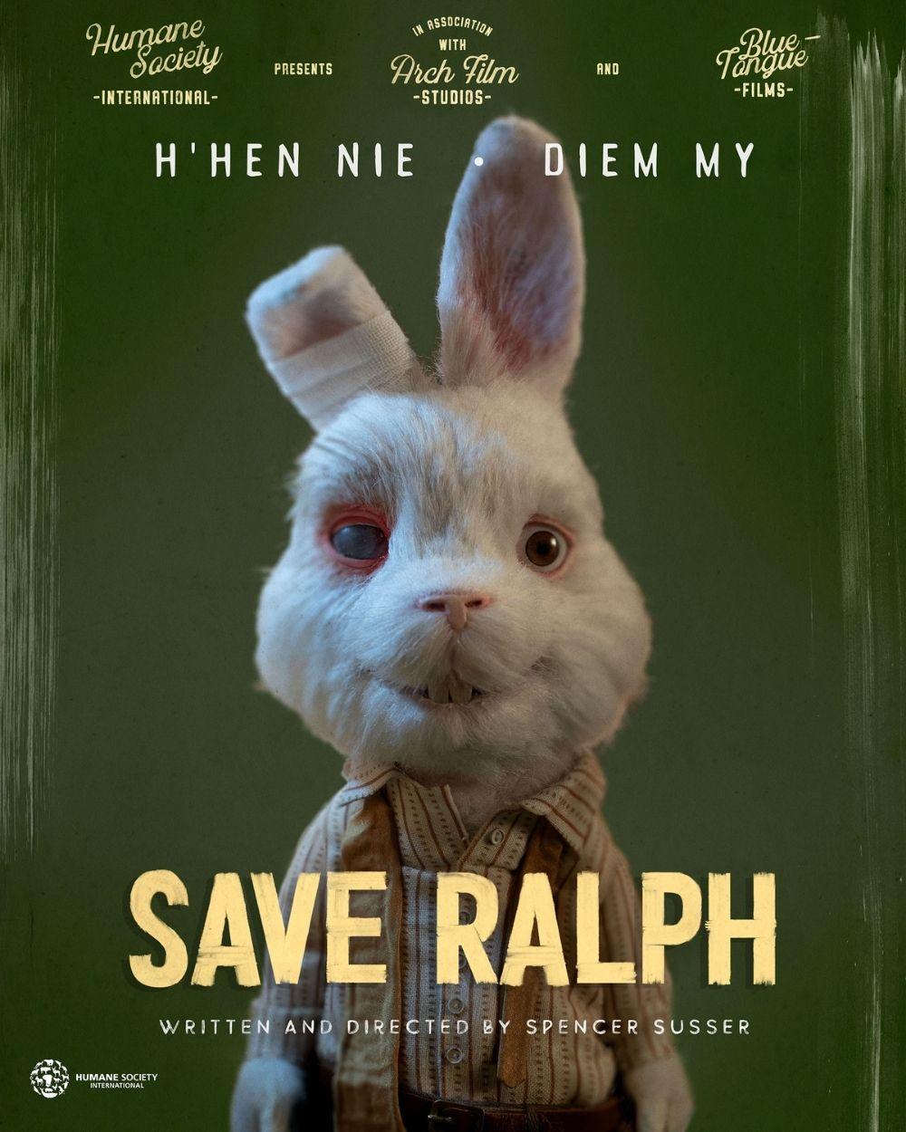 Save Ralph phim ngắn về bảo vệ động vật