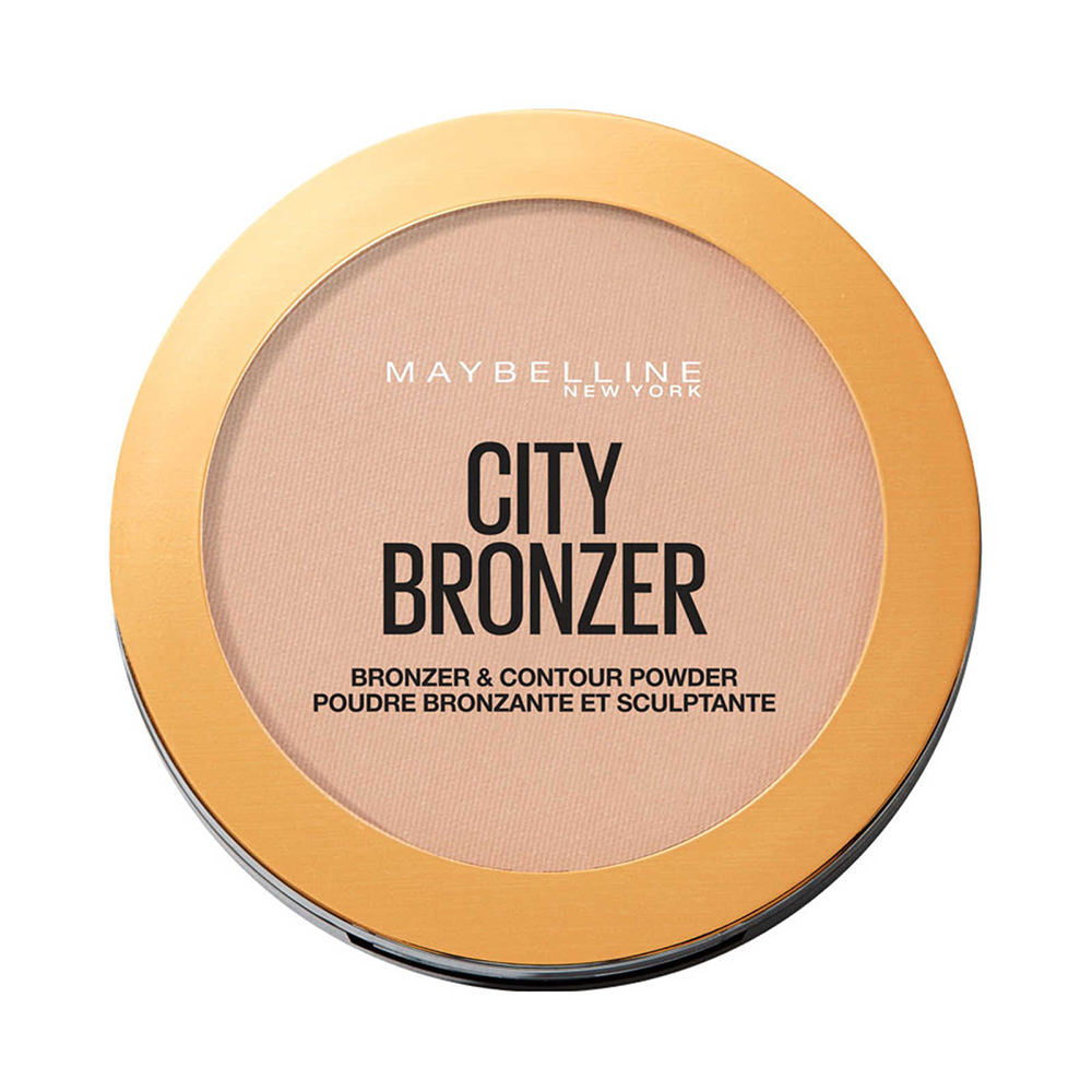 Maybelline City Bronzer Bronzer & Contour Powder
