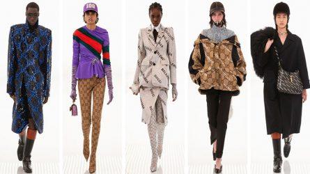 Gucci kết hợp với Balenciaga trong bộ sưu tập Gucci Aria kỉ niệm 100 năm