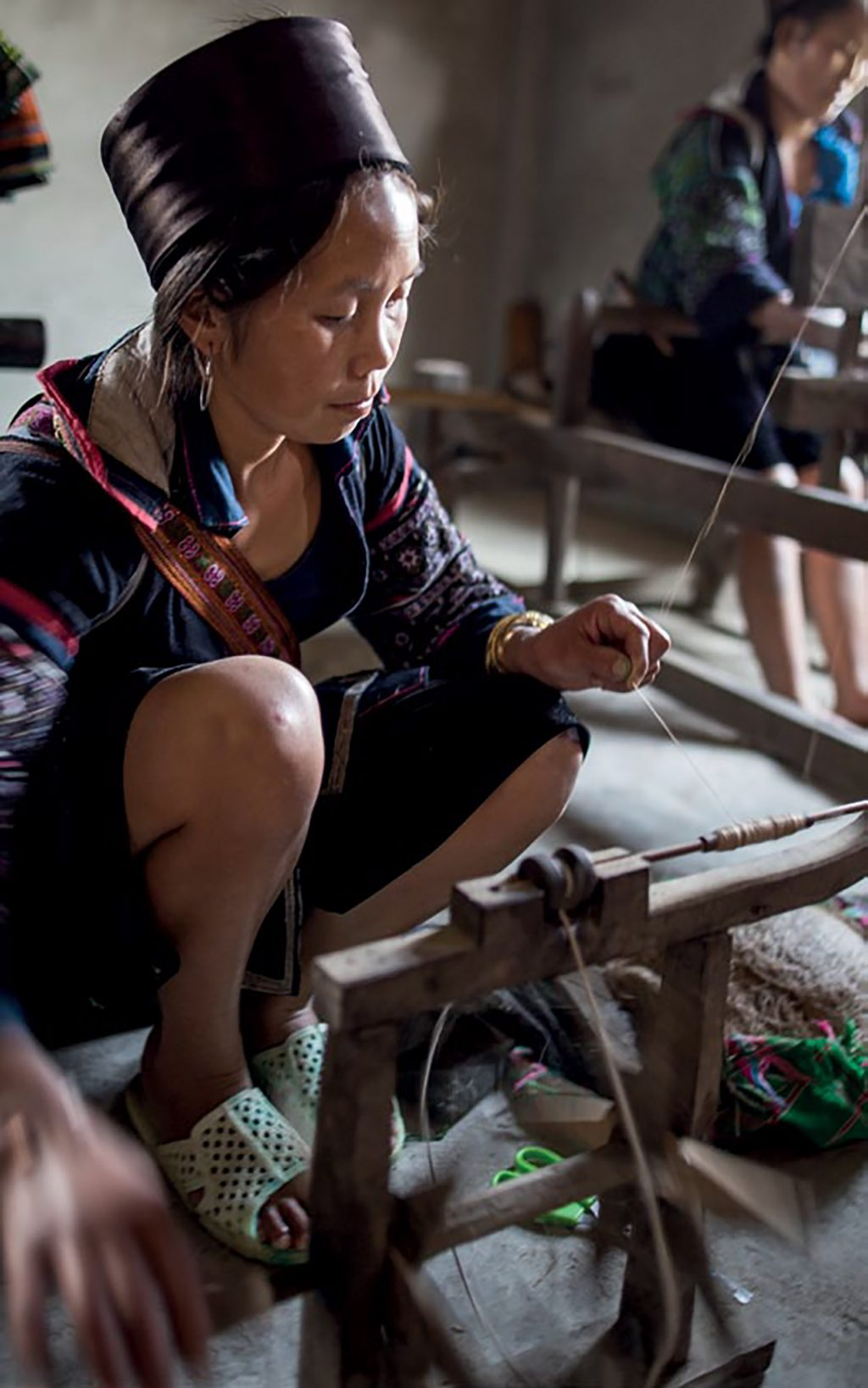 thời trang nghệ nhân sản xuất handmade