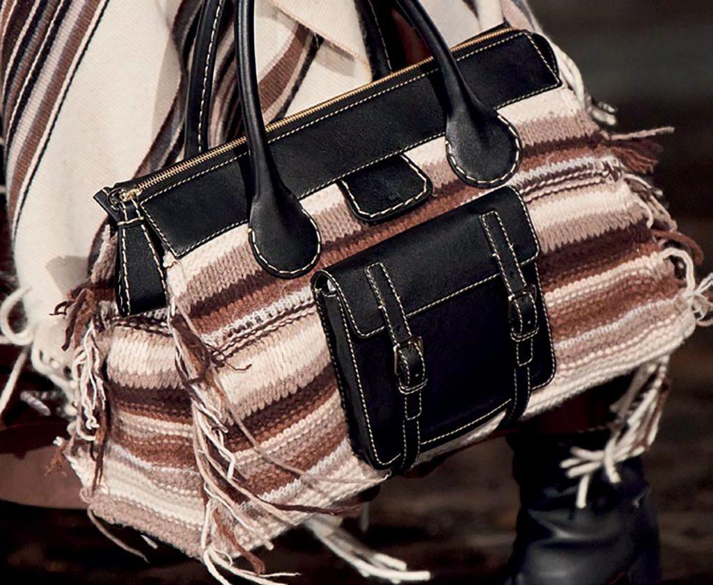 thời trang túi xách chất liệu tái sử dụng
