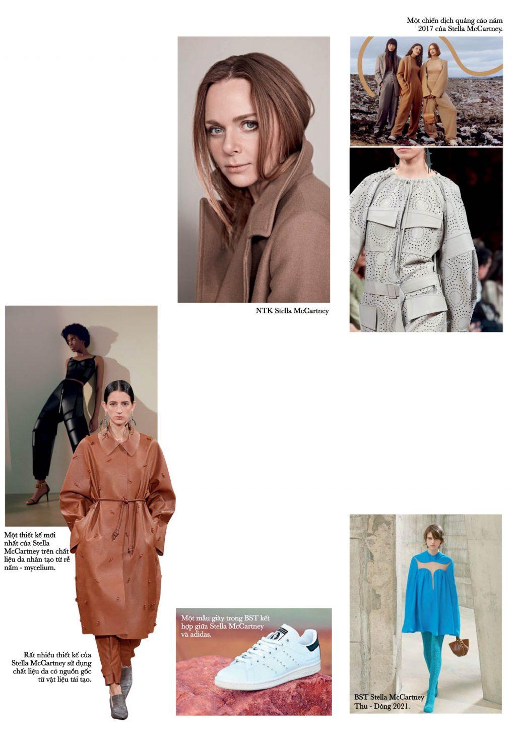 thời trang ntk Stella McCartney