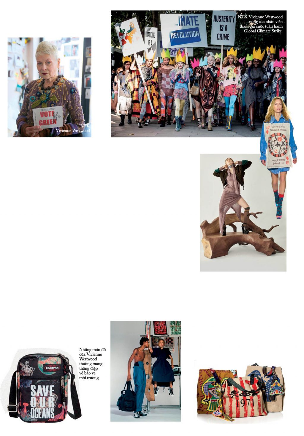 thời trang ntk Vivienne Westwood
