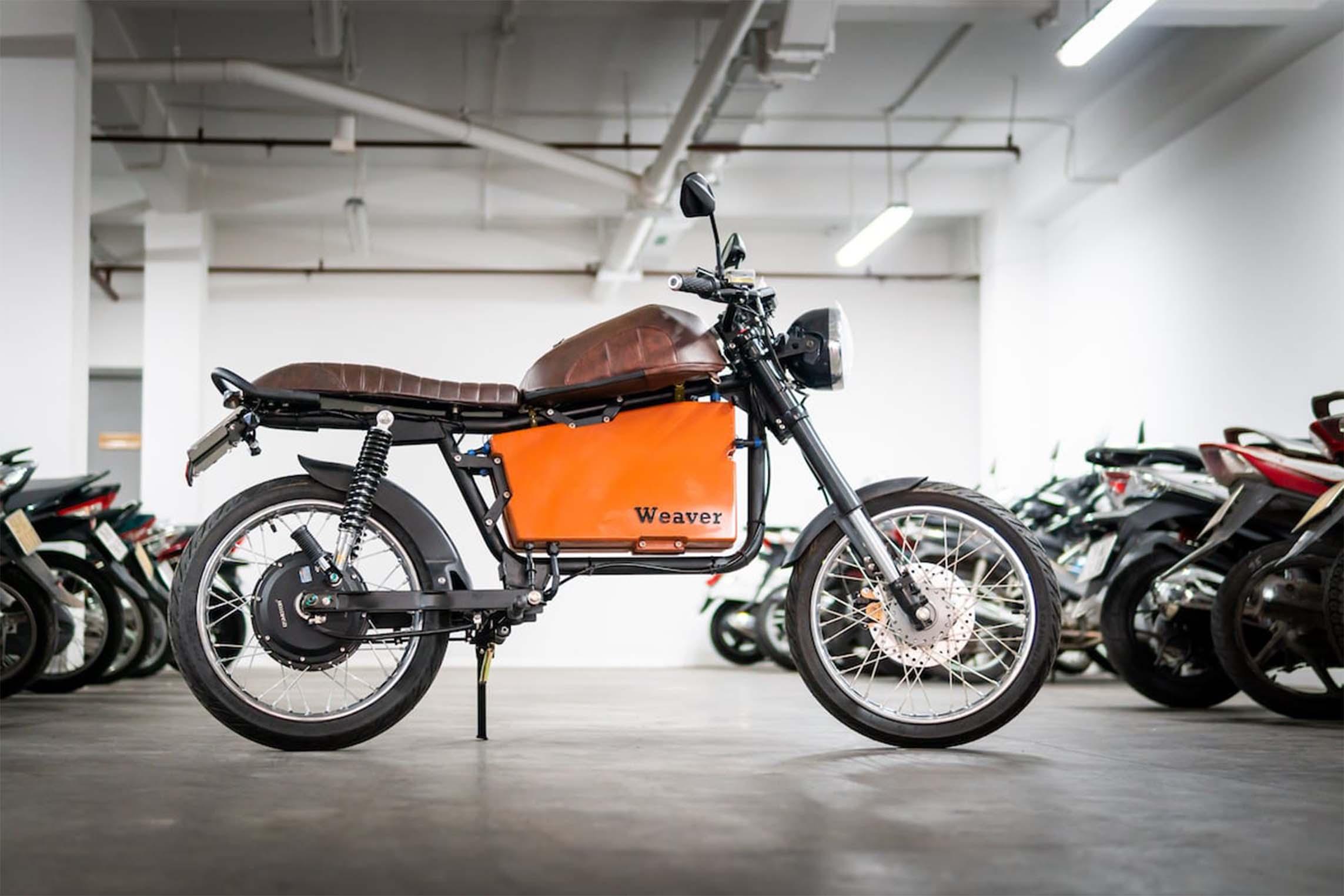 xe máy thân thiện môi trường