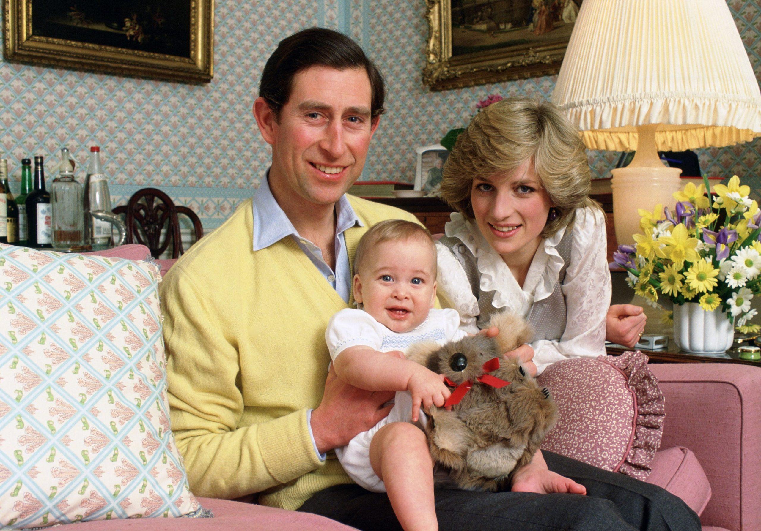 Công nương Diana và cuộc sống với gia đình