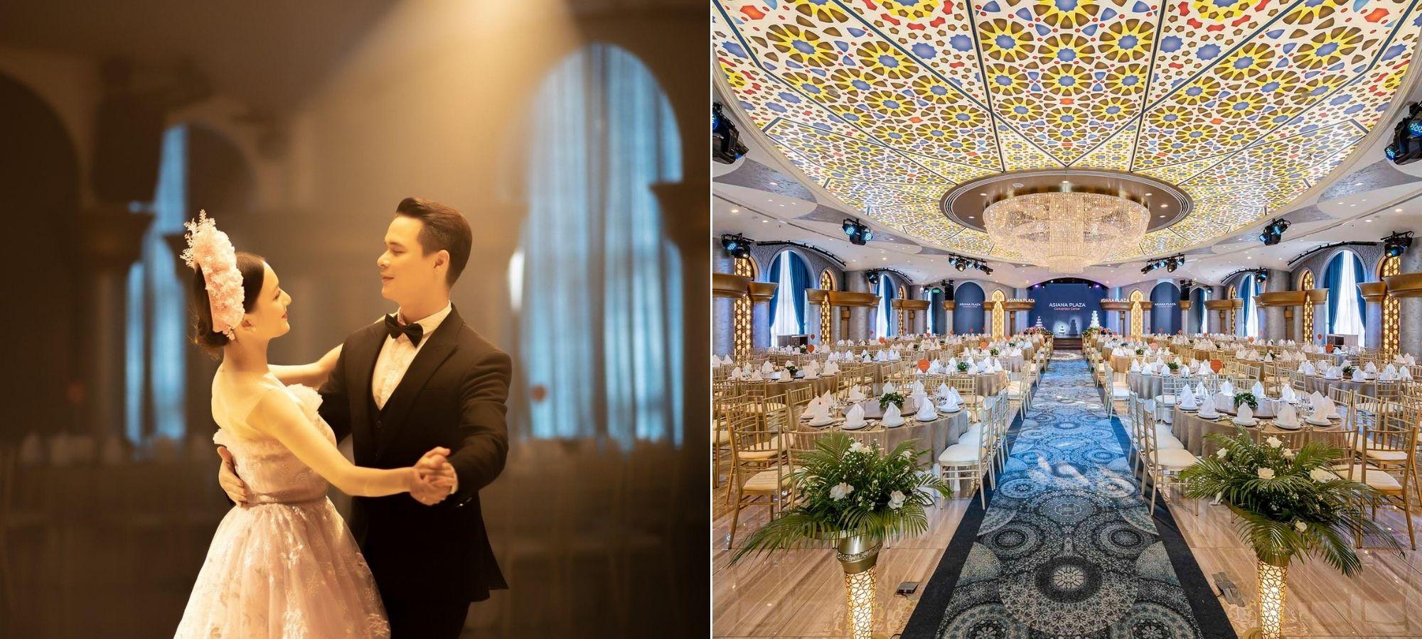 Nhà hàng tiệc cưới Asiana Plaza Tân Phú