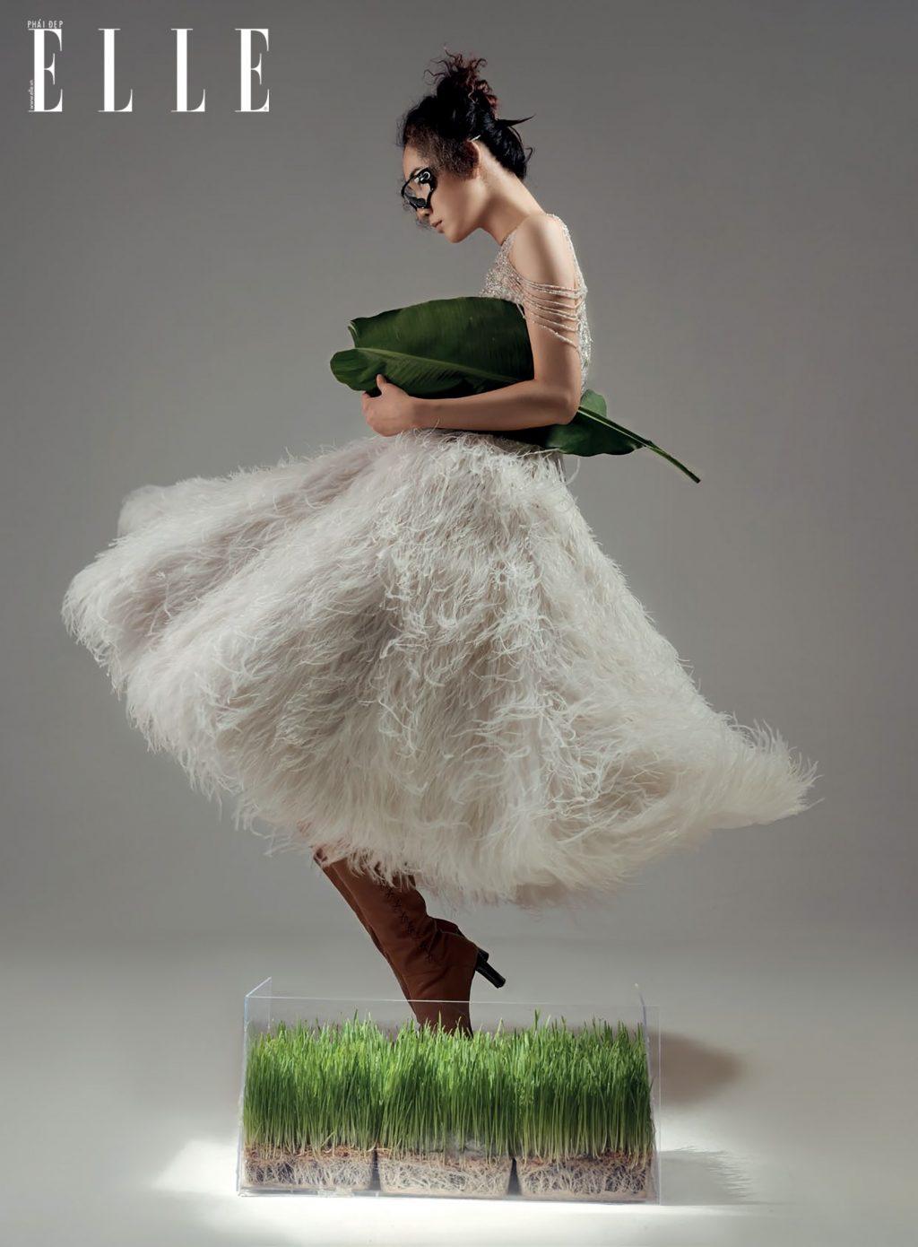 thời trang trang phục Lê Thanh Hoà
